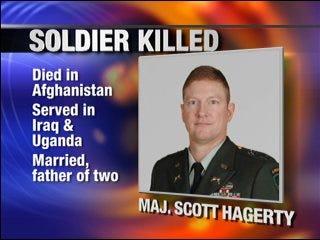 Oklahoma soldier dies in Afghanistan