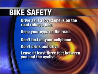 Ride safely