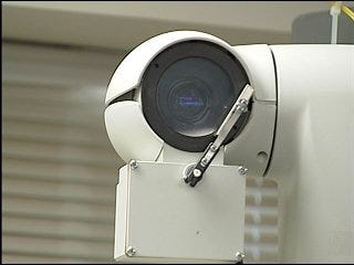 Traffic cameras offer new perspective