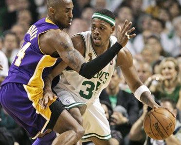 Celtics win Game 1
