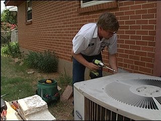 AC maintenance could save money, energy