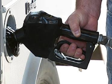 Gas prices near records