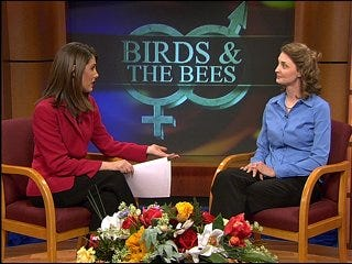 Tackling the birds and bees conversation
