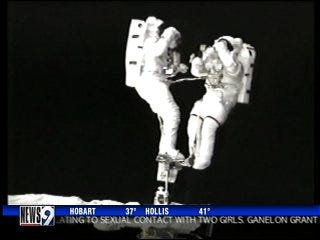 First African-American astronaut visits OKC