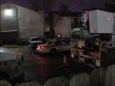 Inert military rocket hits Tulsa building