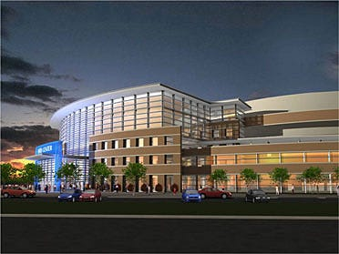 SuperSonics present city with relocation proposal