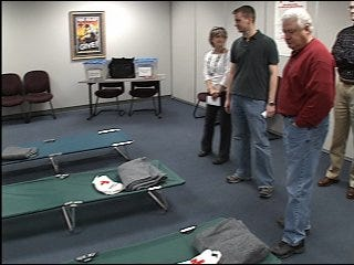 Red Cross hosted open house