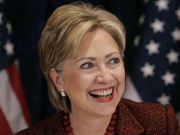 Clinton seeks Indiana voters