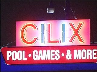 Pool hall shootout sends two men to hospital