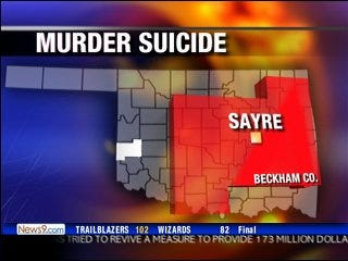 Alleged double murder-suicide leaves three dead