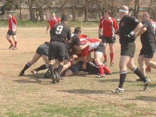 Crusaders Rugby focused on a playoff berth