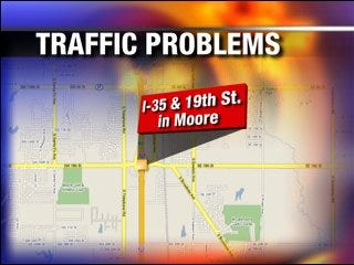 Moore traffic, more problems