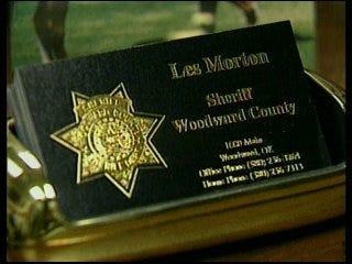 Woodward County sheriff indicted