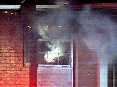 3-alarm blaze damages OKC apartments
