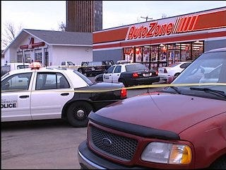 2 shot in suspected drive-by