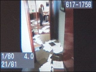 Children advocates' offices vandalized, police say