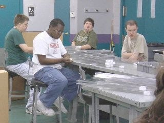 Dale Rogers Training Center helps disabled