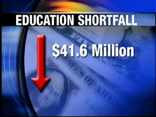 Revenue shortfall hurts Okla. schools