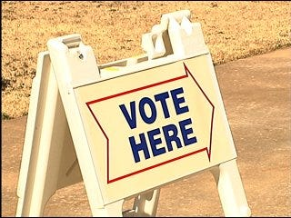 Voter turnout numbers high