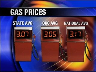 Soaring oil prices drive gas prices higher