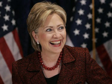 Clinton wants Florida, Michigan primary votes to count