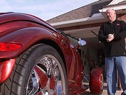 Prowler wins the coolest car contest