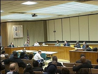 School board questioned over Porter expenses