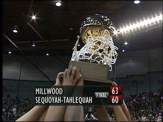 High school basketball results