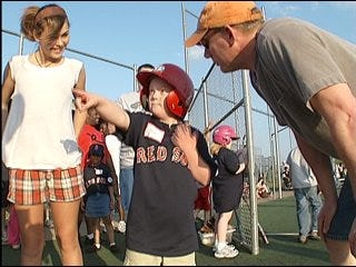 Miracle League offers special athletes big hits