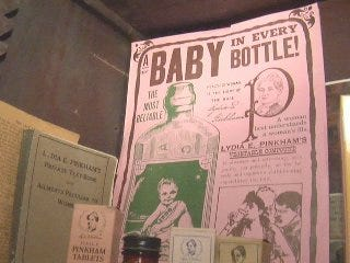 Museum reveals progression of pharmaceuticals