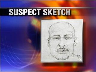 Stabbing suspect at large