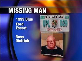 Elderly OKC man found safe