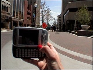 Cell phones used to spy, stalk
