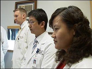 Oklahoma program teaches Chinese doctors
