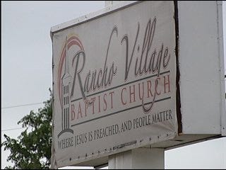 Church air conditioner reportedly snatched