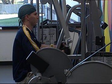 Free gym helps save gym-goers money