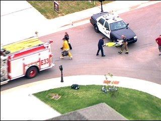Yukon boy hit by a car
