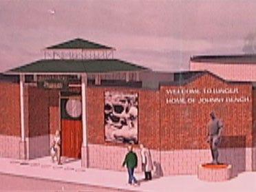 Binger plans museum for baseball legend