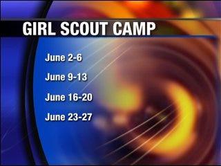 Girl Scouts offer summer fun