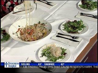 Glass Noodle Salad with Shrimp