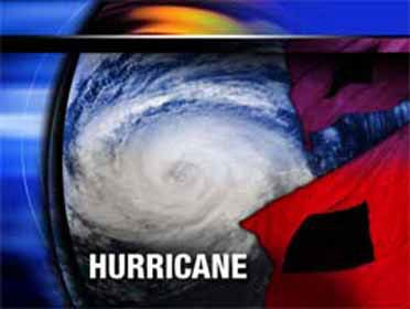 Hurricanes not linked to climate change