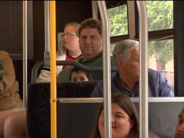 Low-cost bus rides may not be efficient