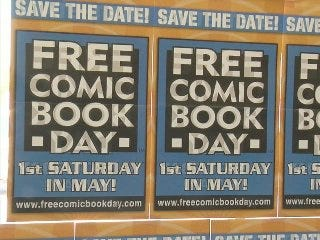 New World Comics celebrates National Free Comic Book Day