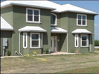 Oklahomans opt for concrete homes