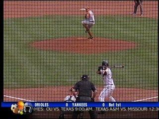 Big 12 baseball tournament under way in Oklahoma City