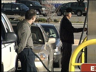 Record high gas prices cause summer woes