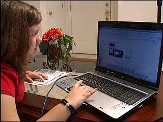 Teens targeted by scam