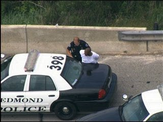 Neighbor helps police catch burglary suspects