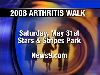 Walk raises funds, awareness for arthritis