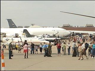 Airshow faces uncertain future